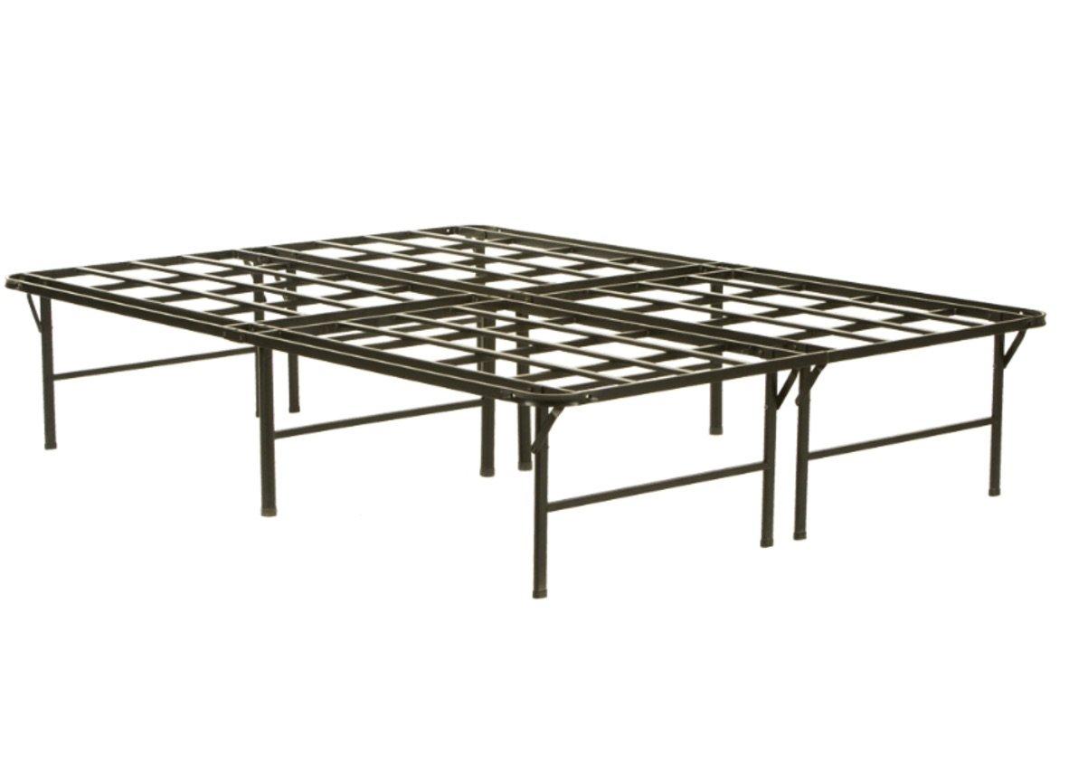 The Purple Platform Base - Mattress Foundation, Platform Bed Frame, Box Spring Replacement, Quiet