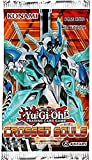 YuGiOh Crossed Souls 1st Edition Booster Pack (9 cards per pack)