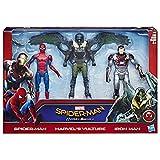 Marvel Figura de Acción Spider, Man, Web City, Multipack