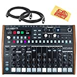 Arturia DrumBrute Analog Drum Synthesizer Bundle with MIDI Cable and Austin Bazaar Polishing Cloth