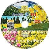 Arirang Karaoke Midi Disc Vol 61 Serial A Vietnamese English Chinese For Player Arirang AR 27C, 36C/CN, 36D, 36E, 36G, 36K, 36KR, 36L, 36M, 36N/NG, 36NR, 3600, 3600Deluxe/DeluxeA, 4500Deluxe, 36HDMI