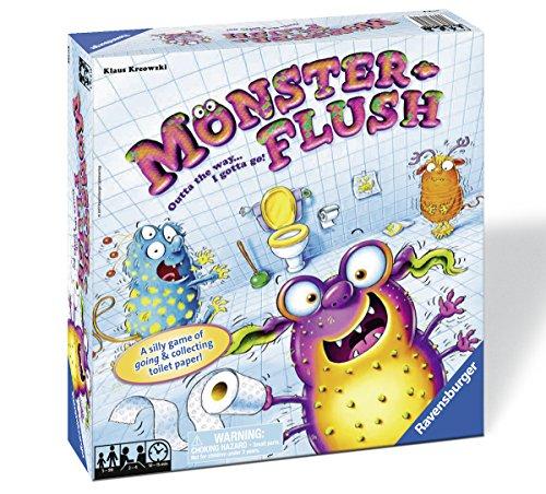 Ravensburger Monster Flush Children's Board Game