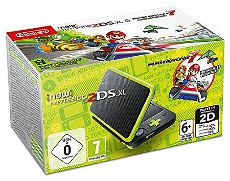 Console Videogames Nintendo 2DSXL + Mario Kart 7