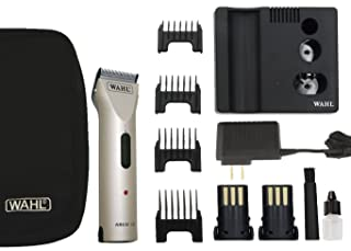 Noiseless Best Cat Clipper - Wahl Professional Animal ARCO Cordless Clipper Kit