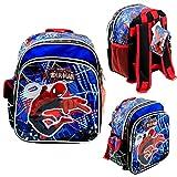 Disney Marvel Ultimate SpiderMan Kids 10' Mini School Backpack Book Bag Licensed New