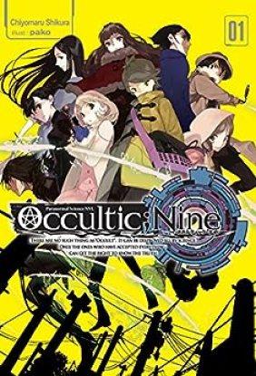 Occultic;Nine: Volume 1 by Chiyomaru Shikura (Author), pako (Illustrator)