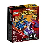 LEGO Super Heroes Mighty Micros: Wolverine Vs. Magneto 76073 Building Kit