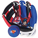 Franklin Sports Air Tech Glove & Ball Set - Superman