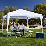 Best Choice Products 10x10ft Pop Up Canopy - White