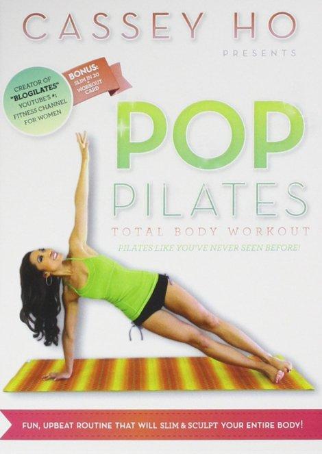 pop pilates Cassey ho