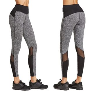 If you're trying to decide on what to wear to Crossfit, these leggings are perfect!