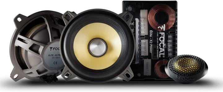 Best 4 inch midrange speaker