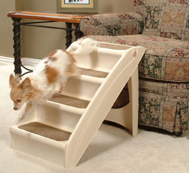Solvit Pet Steps for Small or Medium Dogs