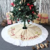 CHICHIC White Tree Skirt