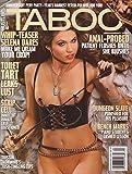 Hustler Taboo Anniversary 2007 Adult Magazine