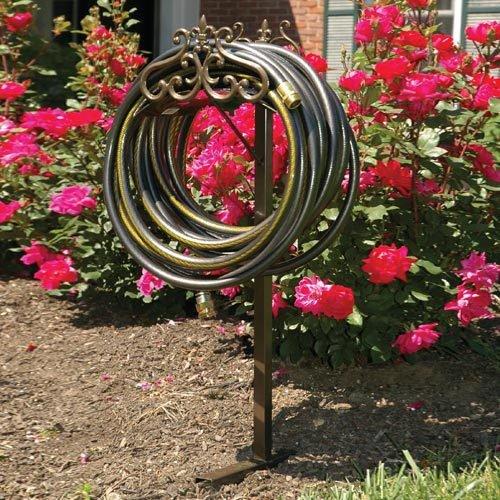 heavy duty garden hose hanger