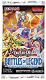 Yu-Gi-Oh! Battles of Legend Light's Revenge Booster Pack Sealed (5 Cards)