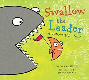Amazon.com: Swallow the Leader (lap board book) (9781328482655 ...