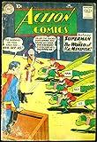 ACTION COMICS #273 GD+ MXYZPTLK