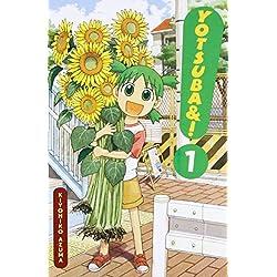 Yotsuba and !, Vol. 1: Yotsuba&!, Volume 1