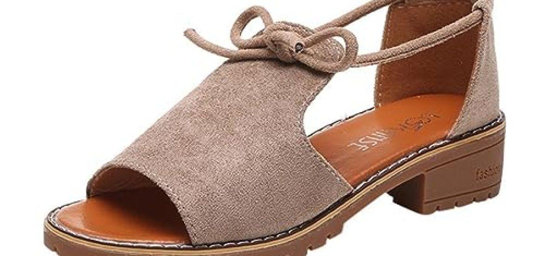 0ca92840f37 Los mejores 10 Calzado Mujer Verano Sandalias - Guía de compra ...