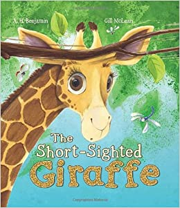 Image result for The short-sighted giraffe