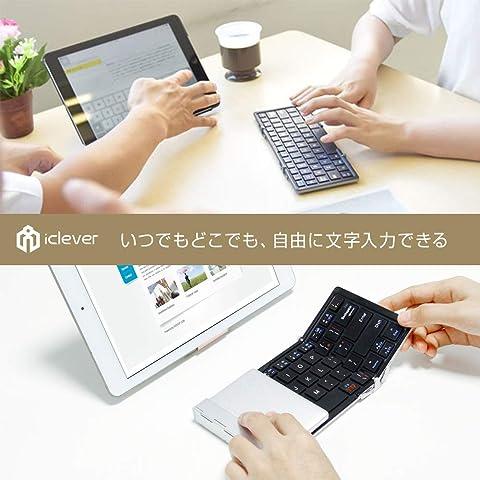 iClever IC-BK03 使用例