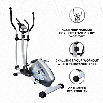 Reach C-3100 Elliptical Cross Trainer Machine for Home Use