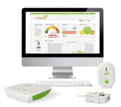 medidor de consumo electrico avanzado