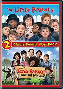 Amazon.com: The Little Rascals 2-Movie Family Fun Pack ...