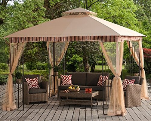 Top 10 Best Gazebos On Clearance - Top Reviews | No Place ...