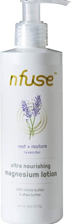 nfuse Magnesium Body Lotion Ultra Healing