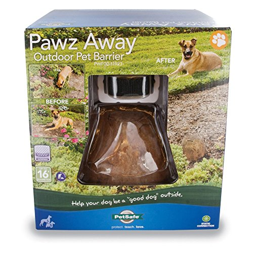 Petsafe Pawz Away Pet Barriers With Adjustable Range Pet