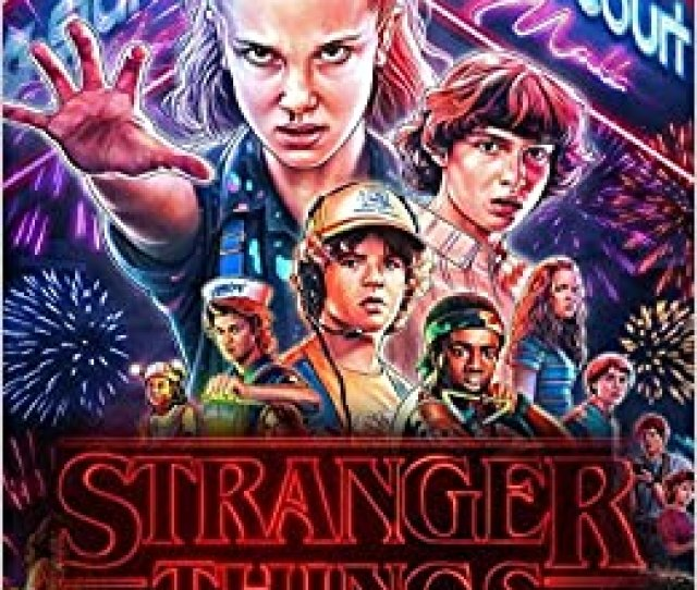 Stranger Things Coloring Book Coloring Book For Kids And Adults