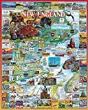 White Mountain Puzzles Best of New England - 1000 Piece Jigsaw Puzzle
