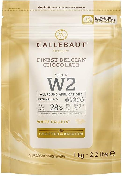 White Chocolate Drops