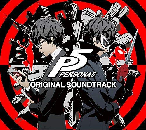 PERSONA - Persona 5 Original Soundtrack - Amazon.com Music