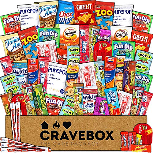 CraveBox ...
