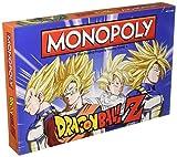 Monpoly Dragon Ball Z Board Game | Recruit legendary warriors like GOKU, VEGETA and GOHAN | Official...