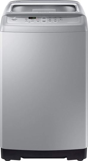Samsung 6.2 kg Fully-Automatic Top load Washing Machine Under 20000 (WA62M4100HY/TL, Imperial Silver)