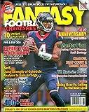 2018 Fantasy Football Cheatsheets Magazine Deshaun Watson