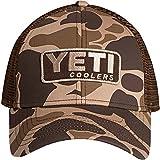 YETI Custom Camo Hat with Patch