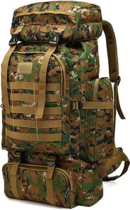 WintMing 70L best rucksack for camping