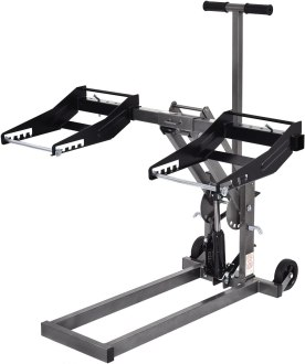 Goplus Mower Lift High Lift