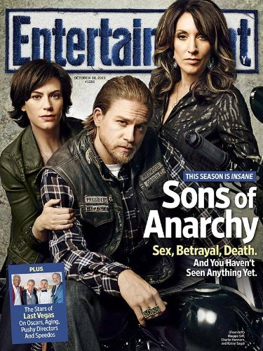 Entertainment Weekly With Charlie Hunnam