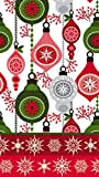 Cypress Home Merry Christmas Paper Guest Towel, 15 count