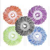 5-cabezales-de-repuesto-para-fregona-giratoria-multifuncional-multifuncional-de-360--de-rotacion-de-microfibra-fregona-de-repuesto-forma-redonda-tamano-estandar-5-colores