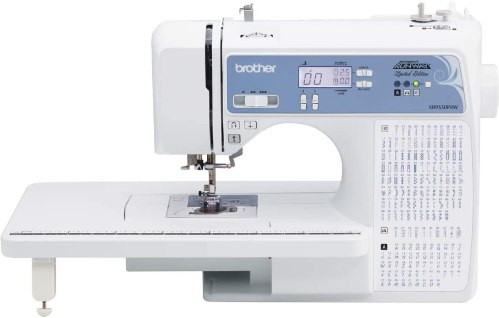 Brother XR9550PRW Sewing and Quilting Machine review