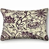 best bags Ethnic Traditional Style Vintage Home Decor Wedding Gift Engagement Present Housewarming Gift Cushion Cover 20X30 Inch