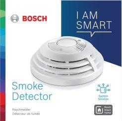 Sirène et détecteur de fumée Bosch